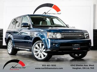 Used 2013 Land Rover Range Rover Sport HSE Luxury|Navigation|Camera|Sunroof|Heated Leather for sale in Vaughan, ON
