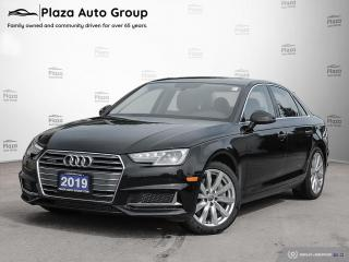 Used 2019 Audi A4 Komfort | Quattro | S-Line | Finance Me for sale in Walkerton, ON
