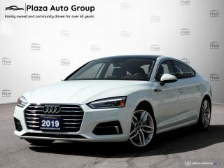Used 2019 Audi A5 Komfort | Quattro | SPORTBACK | LIKE NEW for sale in Walkerton, ON