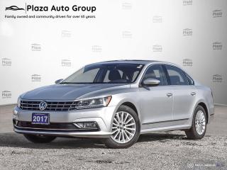 Used 2017 Volkswagen Passat Comfortline | LOCAL | LIFETIME ENGINE WARRANTY for sale in Walkerton, ON