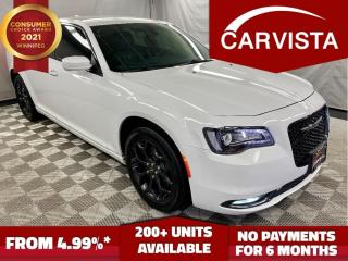 Used 2019 Chrysler 300 300S AWD - NO ACCIDENTS/FACTORY WARRANTY - for sale in Winnipeg, MB