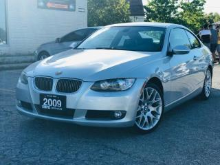Used 2009 BMW 3 Series 2dr Cpe 328i xDrive AWD for sale in Barrie, ON