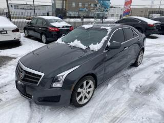 Used 2014 Cadillac ATS 4DR SDN 2.0L AWD for sale in Scarborough, ON