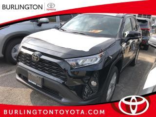 New 2021 Toyota RAV4 for sale in Burlington, ON