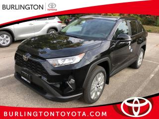 New 2021 Toyota RAV4 for sale in Burlington, ON