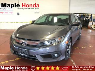 Used 2016 Honda Civic EX-T| 23,047 KM| Sunroof| Backup Cam| for sale in Vaughan, ON