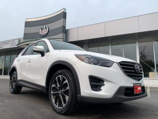 Used 2016 Mazda CX-5 GT AWD LEATHER SUNROOF NAVI CAMERA for sale in Langley, BC