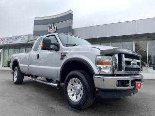 Used 2008 Ford F-350 FX4 4WD DIESEL LB TUNED DELETED ONLY 148KM for sale in Langley, BC