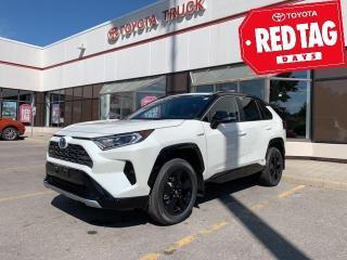 New 2021 Toyota RAV4 XLE RAV4 HYBRID XSE Technology Package for sale in Mississauga, ON