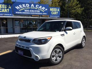 Used 2015 Kia Soul LX for sale in Oshwa, ON
