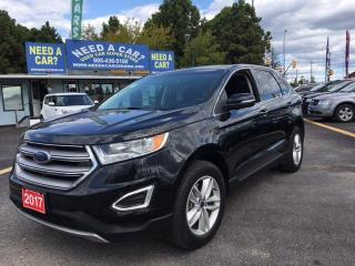 Used 2017 Ford Edge SEL for sale in Oshwa, ON