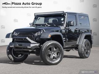 Used 2018 Jeep Wrangler JK Sport for sale in Bolton, ON