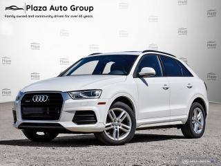 Used 2016 Audi Q3 KOMFORT | QUATTRO | LIFETIME ENGINE WARRANTY for sale in Richmond Hill, ON
