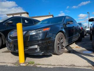 Used 2012 Acura TL Base w/Technology Package (A6) for sale in Scarborough, ON