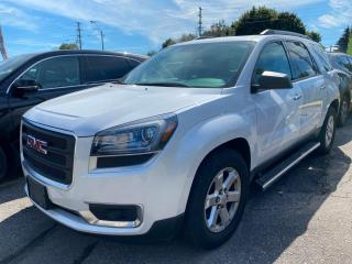 Used 2016 GMC Acadia SLE2 for sale in Scarborough, ON