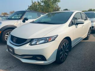 Used 2015 Honda Civic Touring for sale in Scarborough, ON