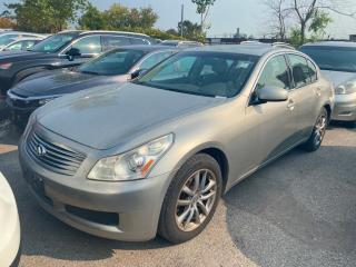 Used 2008 Infiniti G35X for sale in Scarborough, ON