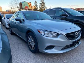 Used 2016 Mazda MAZDA6 GX for sale in Scarborough, ON