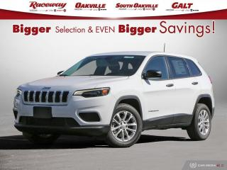New 2021 Jeep Cherokee Sport for sale in Etobicoke, ON