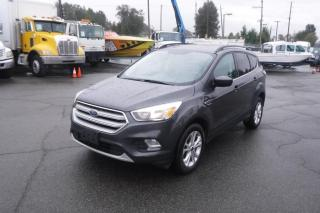 Used 2018 Ford Escape SE EcoBoost 4WD for sale in Burnaby, BC
