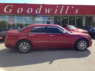 Used 2009 Chrysler 300 C! AS IS! LEATHER INTERIOR! SUNROOF! for sale in Aylmer, ON