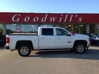 Used 2015 GMC Sierra 1500 SLE! CLEAN CARFAX! REMOTE START! B/T! BACKUP CAM! for sale in Aylmer, ON