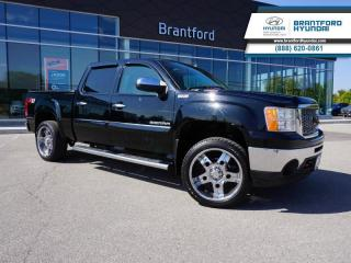 Used 2012 GMC Sierra 1500 SLT | 4X4 | TRAILER HITCH for sale in Brantford, ON