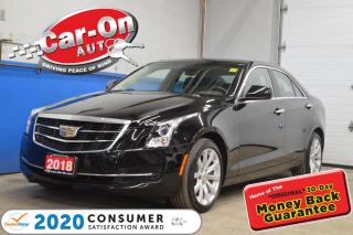 Used 2018 Cadillac ATS AWD LOADED and only 21,000 KM for sale in Ottawa, ON