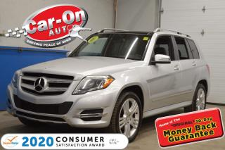 Used 2015 Mercedes-Benz GLK-Class DIESEL  AVANT-GARDE PREMIUM EDITION for sale in Ottawa, ON