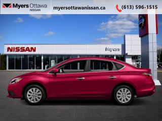Used 2018 Nissan Sentra 1.8 SV  - Bluetooth -  Heated Seats - $111 B/W for sale in Ottawa, ON