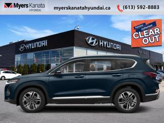 New 2020 Hyundai Santa Fe 2.0T Ultimate AWD  - $268 B/W for sale in Kanata, ON