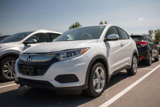 New 2020 Honda HR-V LX 4WD HR-V 5 DOORS for sale in Woodstock, ON