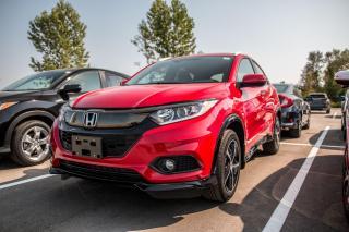 New 2020 Honda HR-V Sport 4WD HR-V 5 DOORS for sale in Woodstock, ON