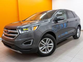Used 2018 Ford Edge SEL AWD ANGLES MORTS *SIÈGES / VOLANT CHAUF* for sale in St-Jérôme, QC