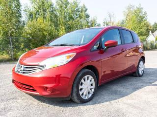 Used 2015 Nissan Versa Note SV CAMÉRA RECUL BLUETOOTH AUTOMATIQUE *BAS KM* for sale in St-Jérôme, QC