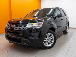 Used 2017 Ford Explorer 4X4 CAMÉRA RECUL BLUETOOTH *7 PLACES* for sale in St-Jérôme, QC