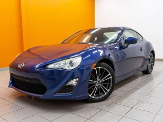 Used 2015 Scion FR-S SPORT *ÉCHAPP DOUBLE* BLUETOOTH *USB* MAGS *PROMO for sale in St-Jérôme, QC