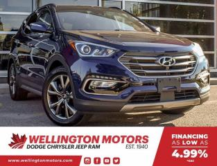 Used 2018 Hyundai Santa Fe Sport Ultimate | AWD | Accident Free !! for sale in Guelph, ON