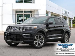 New 2020 Ford Explorer Platinum for sale in Oakville, ON