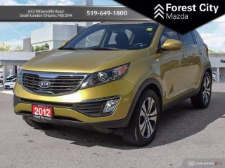 Used 2012 Kia Sportage EX for sale in London, ON