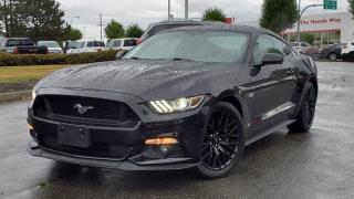 Used 2015 Ford Mustang GT Premium for sale in Abbotsford, BC