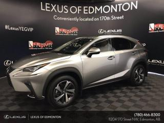 Used 2021 Lexus NX 300 Executive Package for sale in Edmonton, AB