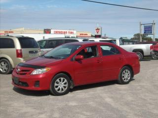 Used 2012 Toyota Corolla for sale in Fenelon Falls, ON