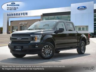 Used 2018 Ford F-150 XLT for sale in Ottawa, ON