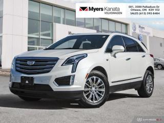 Used 2018 Cadillac XT5 Luxury AWD  - Leather Seats for sale in Kanata, ON