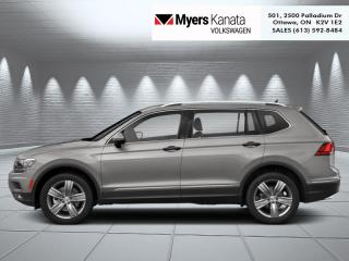 New 2020 Volkswagen Tiguan Highline for sale in Kanata, ON