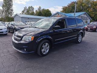 Used 2011 Dodge Grand Caravan Crew for sale in Madoc, ON