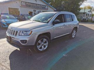 Used 2012 Jeep Compass Sport for sale in Madoc, ON