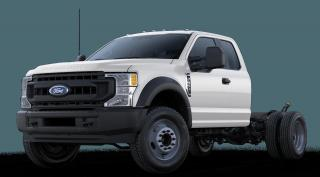 New 2020 Ford F-550 Super Duty DRW XL for sale in Thornhill, ON