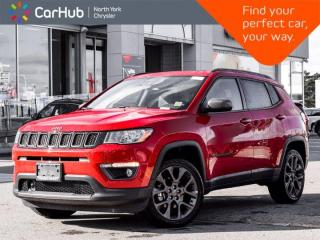 New 2021 Jeep Compass New 80th Anniversary 4x4 Panoramic Roof Driver Assists Grp for sale in Thornhill, ON